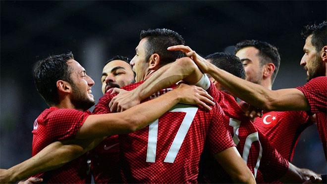 Прогноза за Турция - Албания