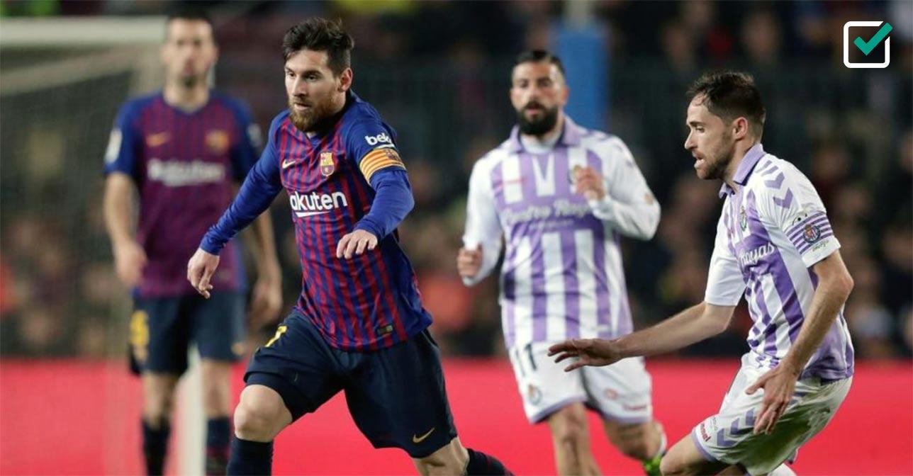 Прогноза Барселона - Валядолид
